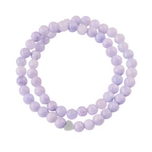 fialový lila náramek